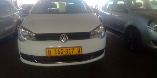 Used Volkswagen Polo Vivo CL-Line in