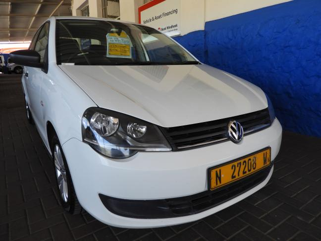 Used Volkswagen Polo Concept-line in