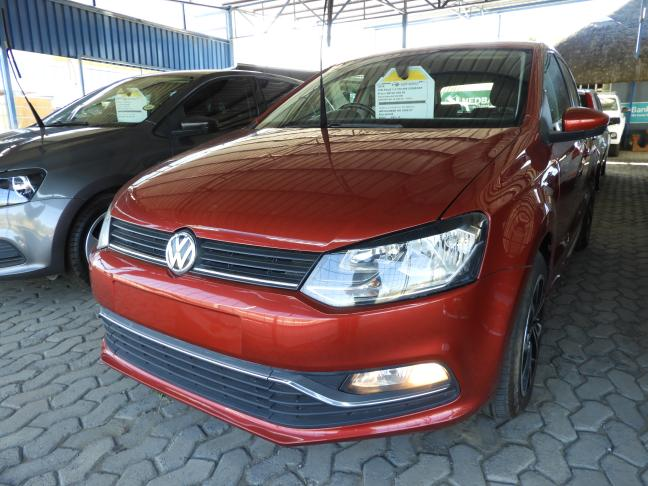 Used Volkswagen Polo Tsi in