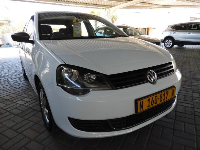 Used Volkswagen Polo Vivo in