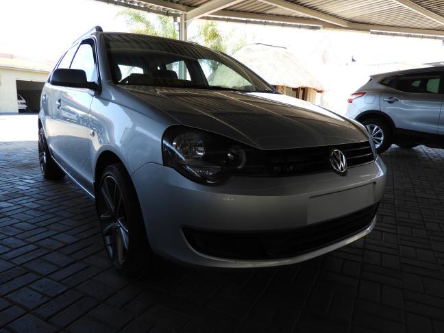 Used Volkswagen Polo Vivo Maxx in