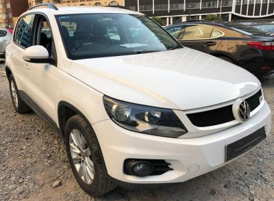 Used Volkswagen Tiguan in