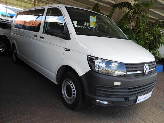 Used Volkswagen Transporter TDI in