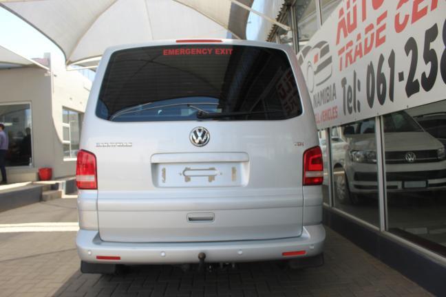Volkswagen Caravelle in