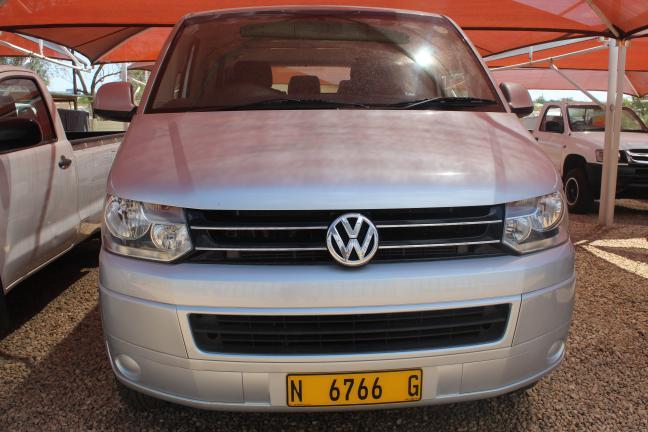 Volkswagen Combi in