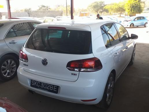Volkswagen Golf 6 in