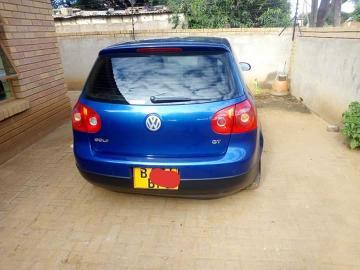 Volkswagen Golf GT in