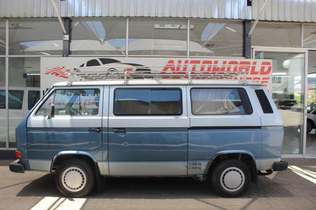 Volkswagen Microbus in