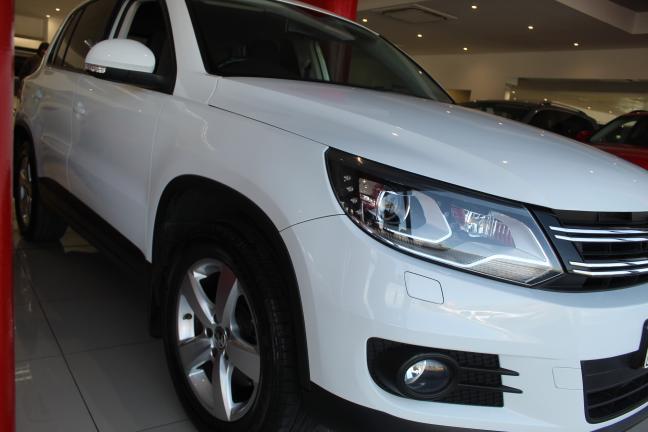Volkswagen Tiguan Trend-fun in