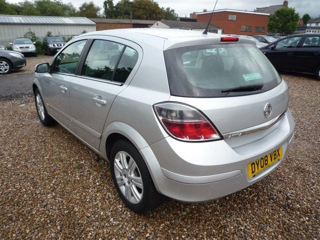 Opel Astra in Botswana