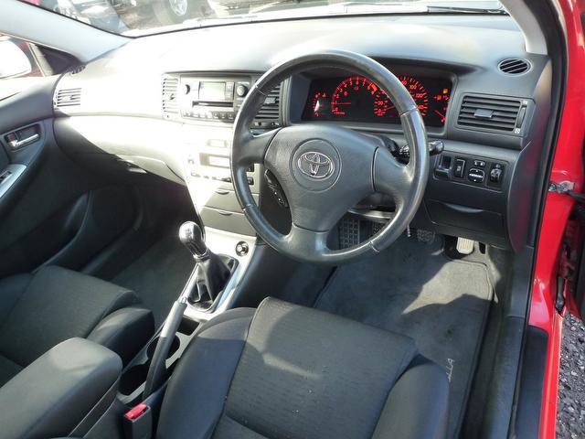 Toyota Corolla in Botswana