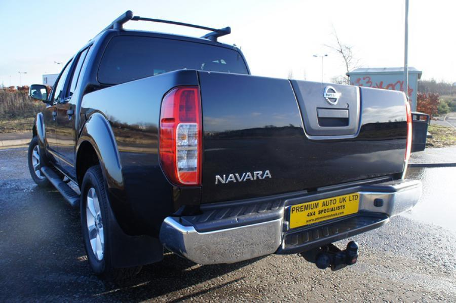 Nissan Navara Aventura in Botswana