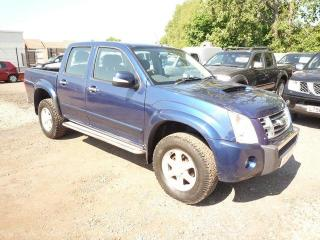 Isuzu Rodeo Denver Double Cab in Botswana