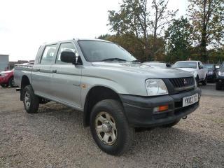 Mitsubishi L200 in Botswana