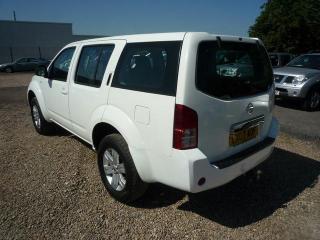 Nissan Pathfinder in Botswana