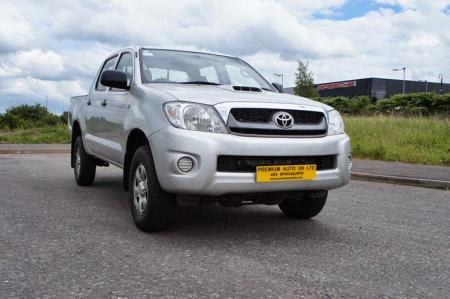 Toyota Hilux HL2 in Botswana