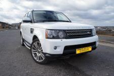 Land Rover Range Rover Sport SDV6 HSE for sale in Botswana - 1