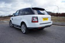 Land Rover Range Rover Sport SDV6 HSE for sale in Botswana - 3