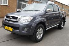 Toyota Hilux Invincible for sale in Botswana - 0