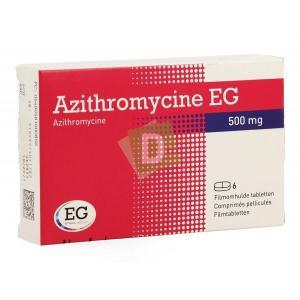 Azythromycine