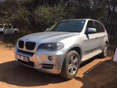 BMW X5 in Botswana