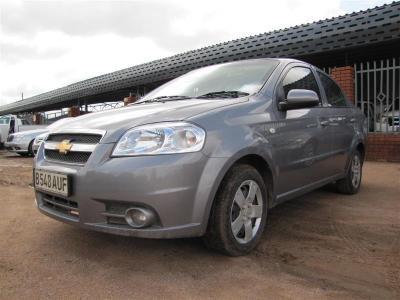Chevrolet Aveo LS in Botswana