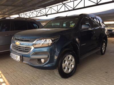 Chevrolet TrialBlazer in Botswana