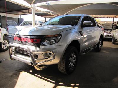 Ford Ranger in Botswana