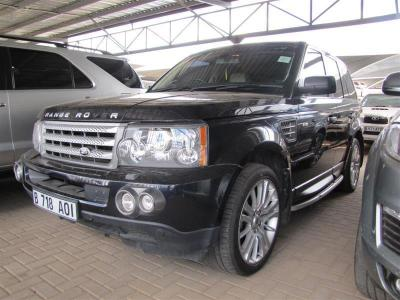 Land Rover Range Rover Sport Supercharged in Botswana