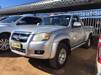 Mazda BT-50 SLX in Botswana