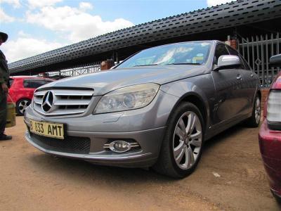 Mercedes Benz C280 in Botswana