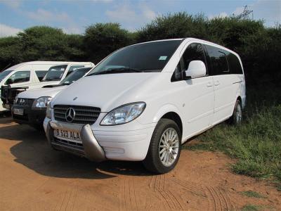 Mercedes Benz Vito 115 CDi in Botswana