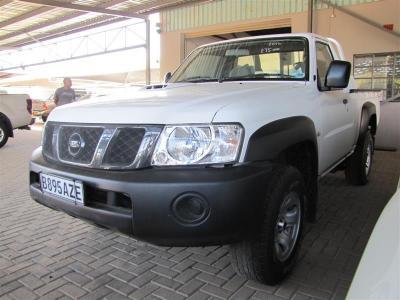 Nissan Patrol in Botswana