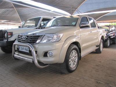 Toyota Hilux Raider in Botswana