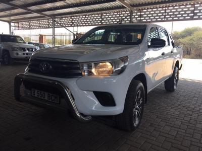 Toyota Hilux Raider GD-6 in Botswana