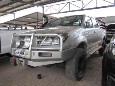 Toyota Hilux Vigo in Botswana
