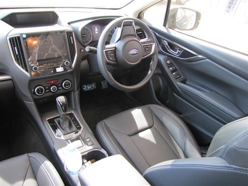 Subaru Impreza in Botswana