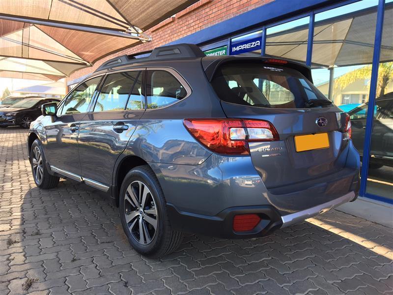 Subaru Outback Eyesight in Botswana