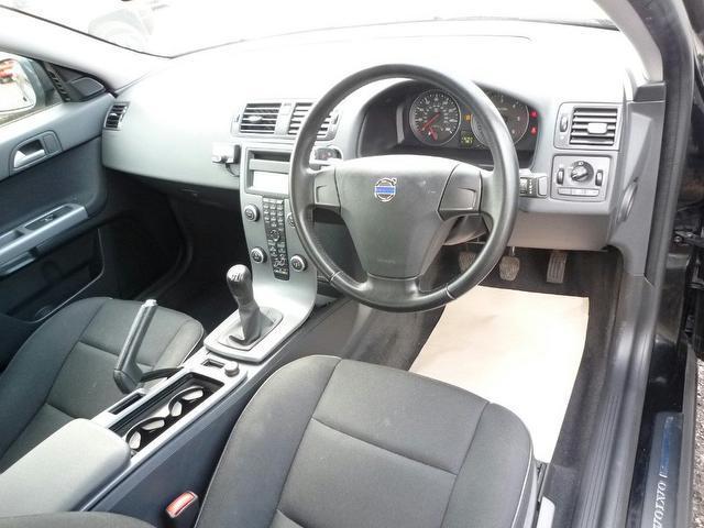 Volvo S40s in Botswana