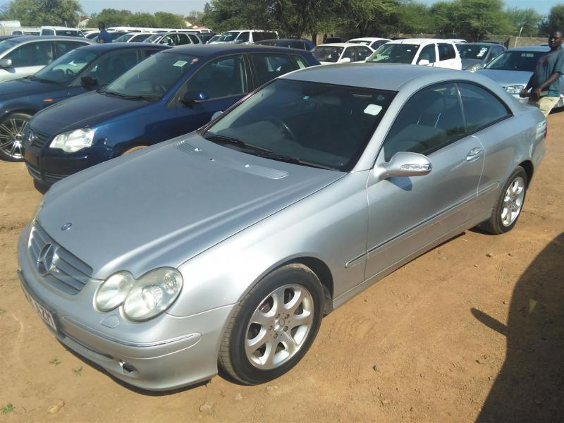 Mercedes benz clk class 240 in botswana local used for Find mercedes benz for sale