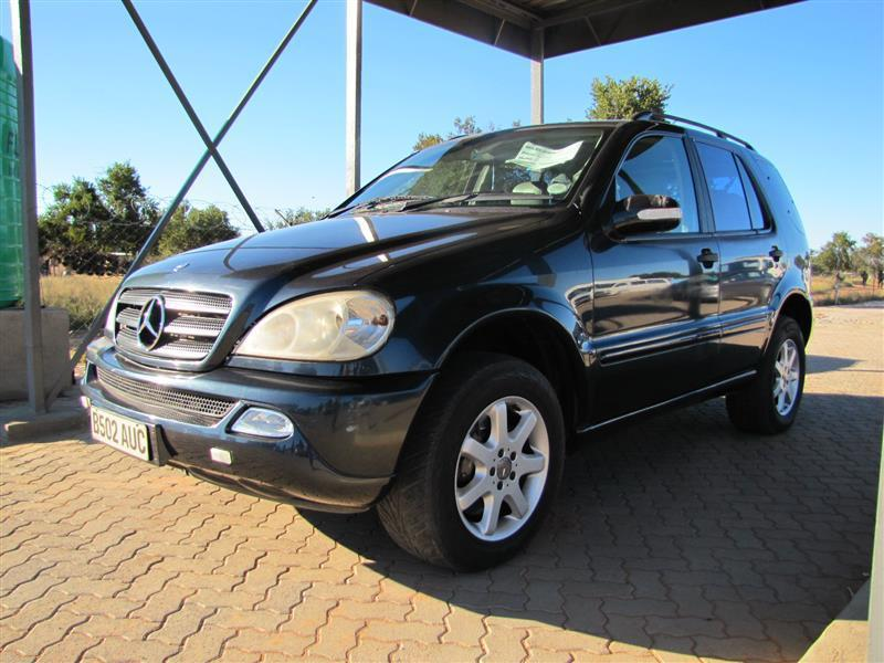 Mercedes benz ml ml270 in botswana local used mercedes for Where to buy used mercedes benz