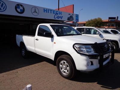 Toyota Hilux 2.5 D4D 4X4 in Botswana