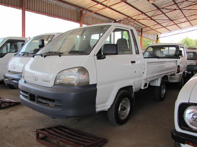 Toyota Townace in Botswana