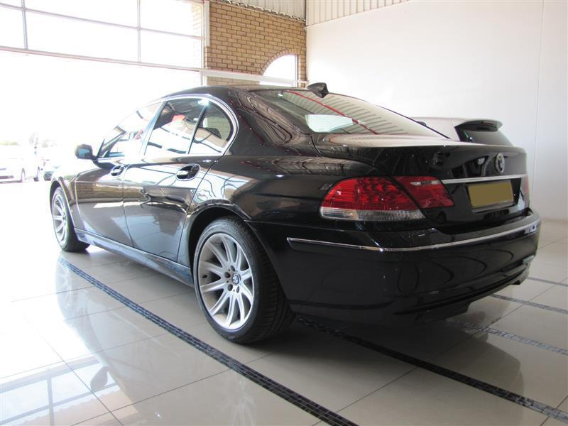 BMW 7 series 745i in Botswana