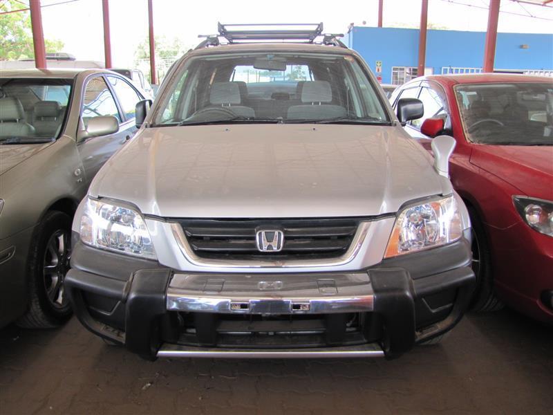 Honda CR-V in Botswana