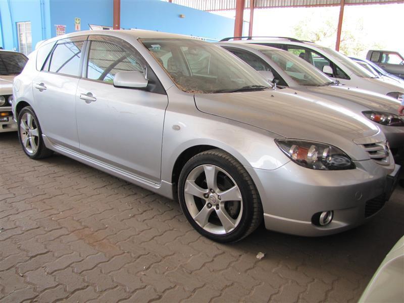Mazda 3 Axela in Botswana