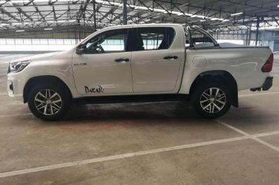 2018 double cabin Toyota Hilux in Botswana