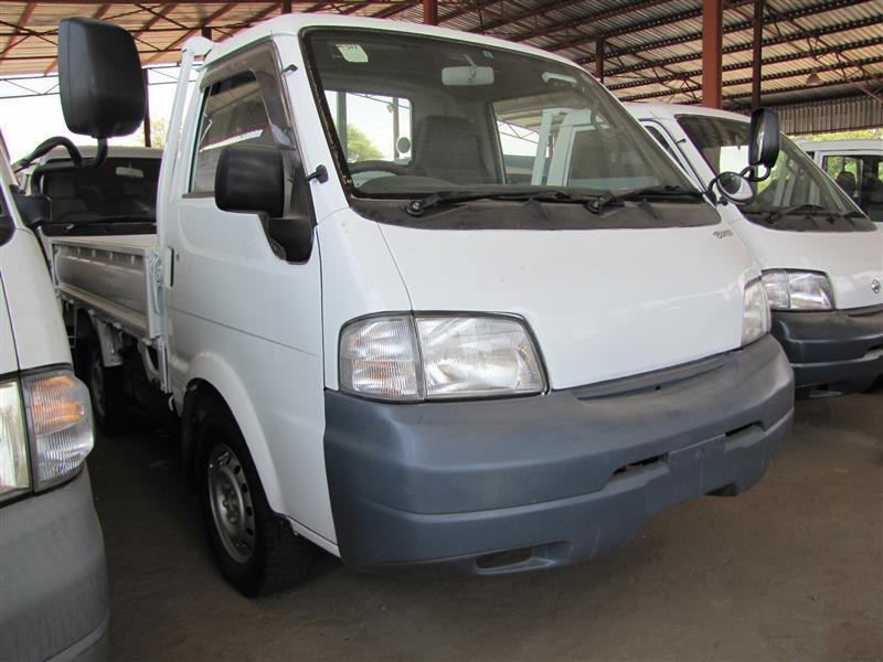 Mazda Bongo in Botswana