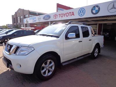 Nissan Navara 4.0 V6 in Botswana