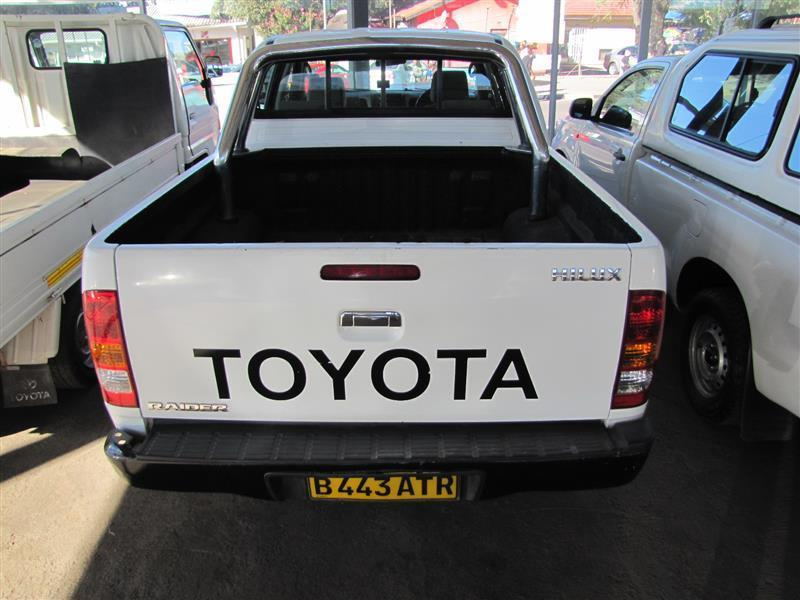 toyota hilux used vehicles for sale